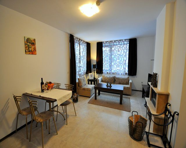 Maria - Antoaneta Residence - One bedroom suite